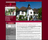 Website Hotel Leonstain, Familie Neuscheller