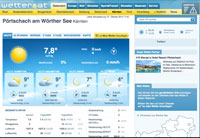 Website-Wetter.at